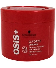 Osis G Force Texture Extreme Hold Gel
