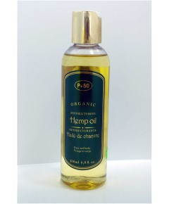 Organic Restructuring Hemp Oil