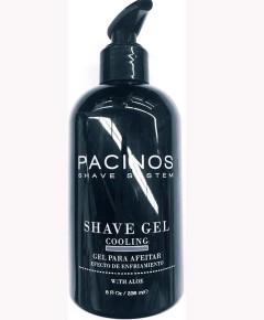 Pacinos Shave System Shave Gel Cooling