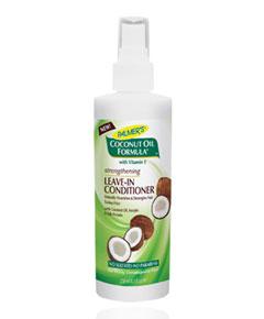 Coconut Oil Formula Strengthening Leave In Conditioner