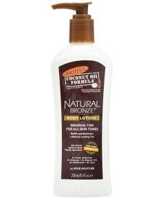 Coconut Oil Formula Natural Bronze Body Lotion