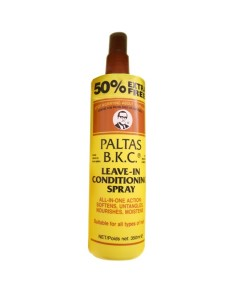 Paltas Leave In Conditioning Spray