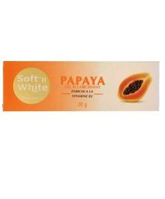 Swiss Soft N White Papaya Lightening Gel