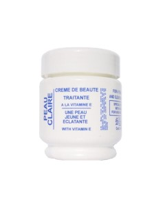 Peau Claire Cream De Beaute With Vit E