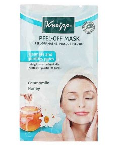 Peel Off Mask Cleanses And Porifies Pores With Chamomile Honey