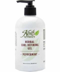 Peppermint Herbal Curl Defining Gel