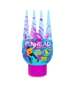 Pinhead Blue Extreme Hold Hair Stylin Gel