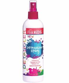 Pink Kids Detangling Spray