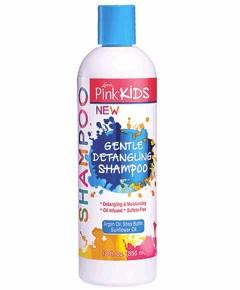 Pink Kids Gentle Detangling Shampoo