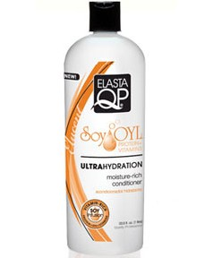 QP Soy Oyl Anti Breakage Moisture Rich Conditioner