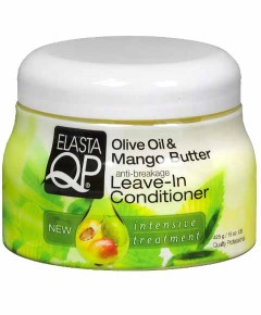 QP Olive Oil And Mango Butter Anti Breakage Leave In Conditioner