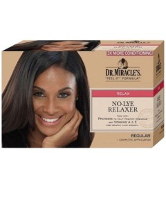 Dr.Miracles No Lye Relaxer Kit