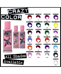 Crazy Color Liquid Colour Cream
