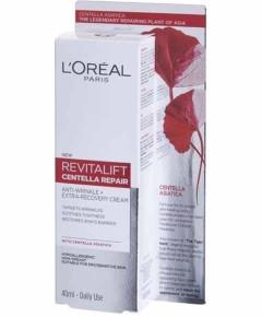 Revitalift Centella Repair Anti Wrinkle Plus Extra Recovery Cream