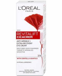 Revitalift Cicacrem Anti Wrinkle Extra Recovery Eye Cream