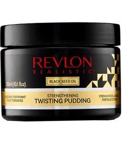 Revlon Realistic Black Seed Oil Twisting Pudding