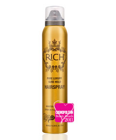 Pure Luxury Sure Hold Hairspray