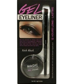 Magic Collection Gel Eye Liner 12 Hour Long Lasting