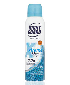 Right Guard Women Xtreme Dry Ultra Cool Anti Perspirant