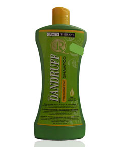 Roots Therapy Anti Dandruff Shampoo With Pyrithione Zinc