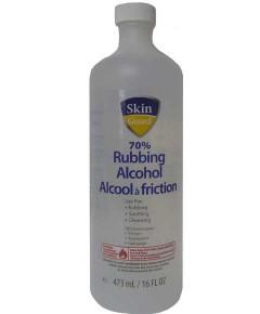 Skin Guard 70 Percent Rubbing Alcohol