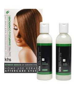 Salt Free Shampoo And Conditioner Kit