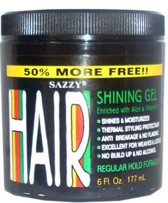 Hair Shining Gel