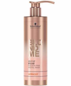 Blondme Apricot Blush Wash