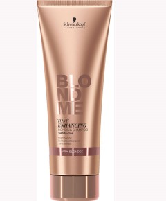 Blondme Tone Enhancing Bonding Shampoo For Warm Blondes