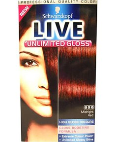 Live Unlimited Gloss Permanent Colours