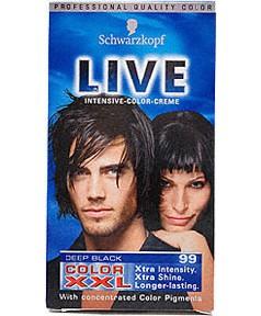 Live Color XXL Waterproofed Permanent Colours
