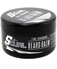 S Curl Fine Grooming Beard Balm