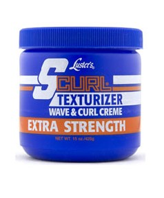 S Curl Texturizer Wave Curl Creme Extra Strength