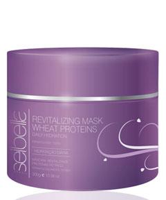 Hair Shine Seibella Revitalizing Mask