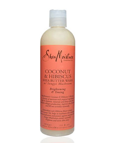 Coconut And Hibiscus Body Wash