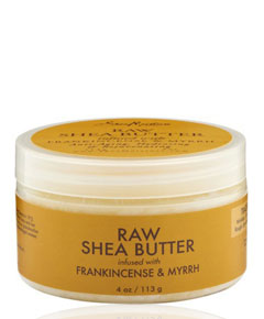 Raw Shea Butter With Frankincense And Myrrh