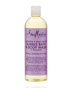 Lavender And Wild Orchid Bubble Bath And Body Wash