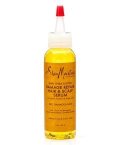 Raw Shea Butter Damage Repair Hair And Scalp Serum