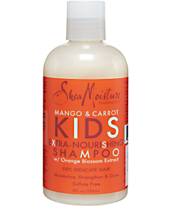 Mango And Carrot Kids Extra Nourishing Shampoo