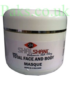 ShalShani Total Face and Body Mask