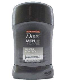 Men Care Silver Control 48H Anti Perspirant Stick