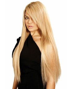 Hair Couture Remy Silky Straight 6PCS Clip Ins