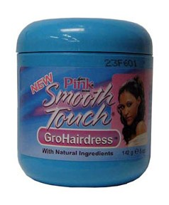 Pink Smooth Touch Gro Hairdress