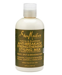 Yucca And Plantain Anti Breakage Strengthening Styling Milk
