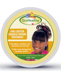 Sof n Free n Pretty GroHealthy Shea Butter Damage Repair Treatment