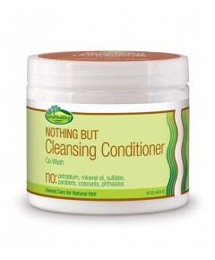 Sof N Free Gro Healthy Nothing But Cleansing Conditioner