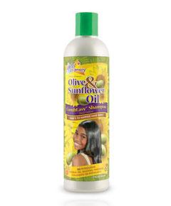 Sof N Free N Pretty Olive And Sunflower Oil Combeasy Shampoo