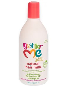 Just For Me Hair Milk Sulfate Free Moisturesoft Shampoo