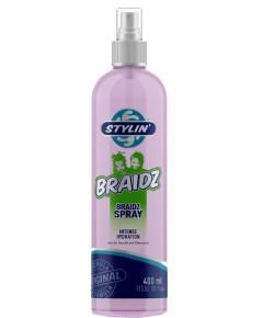 Stylin Braidz Spray With Tea Tree Oil And Chamomile