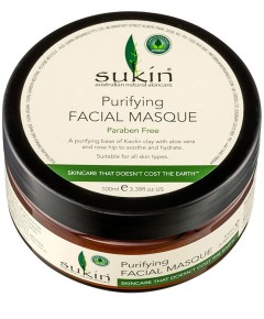 Australian Natural Skincare Purifying Facial Masque
